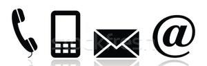 99c2bb7580-2009543_kontakt-schwarz-symbole-mobile-telefon-umschlag
